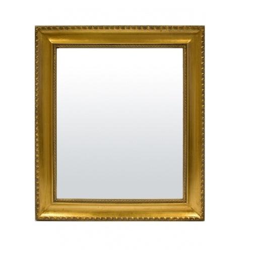 lustro złote prostokątne miniaturka