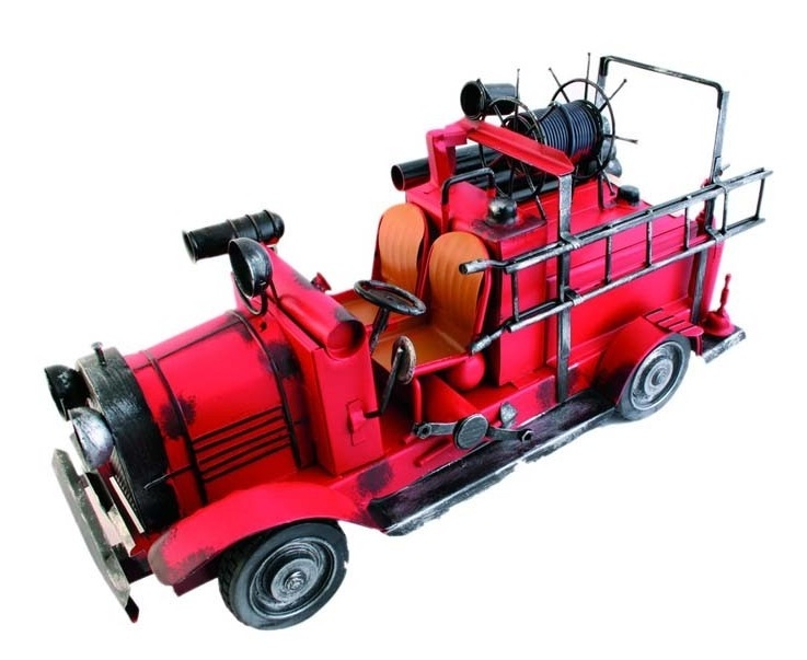 replika auta straż pożarna zbliżenie