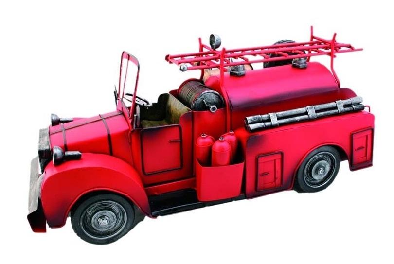 replika auta straż pożarna