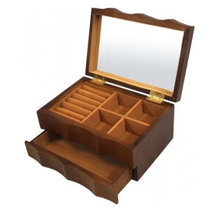 szkatułka z szufladkami
