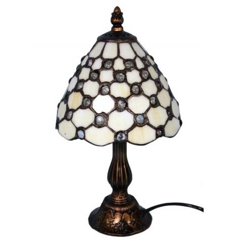 lampa witrazowa 34