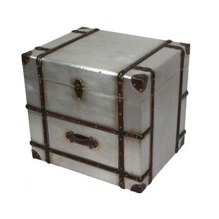 komoda aluminiowa  56,5x61x50