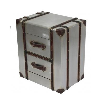 komoda aluminiowa  59x50x37