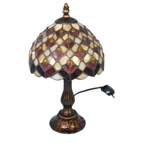 lampa witrażowa 35