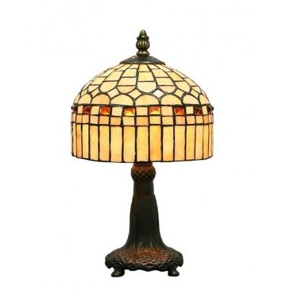 lampa witrażowa 34x20x20