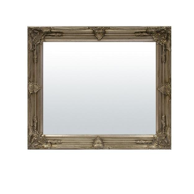 lustro srebrne małe