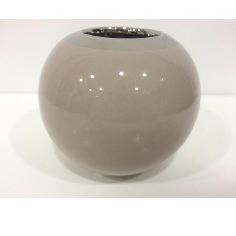 świecznik ceramiczny cappuccino