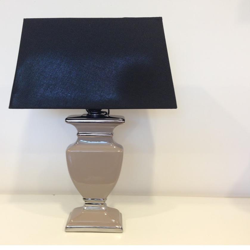 lampa ceramiczna cappucino