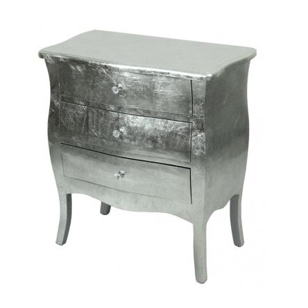 komoda srebrna