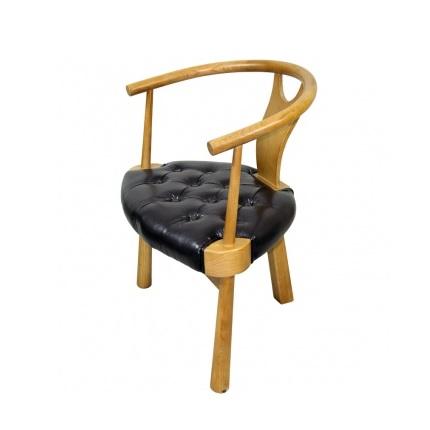 krzesło jasne oparcie