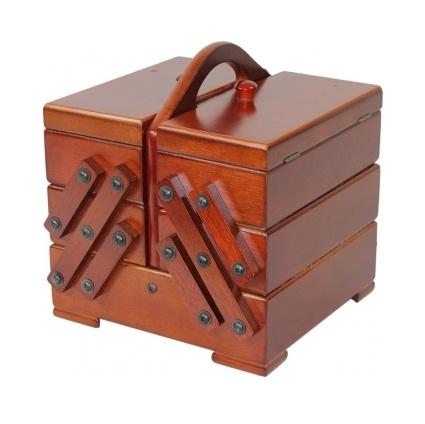 szkatułka na nici