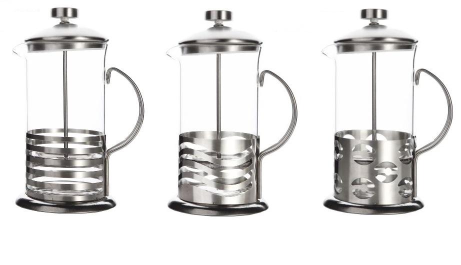 zaparzacz  szklany do kawy