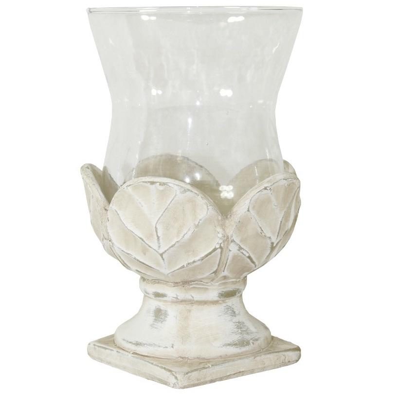 świecznik gaja ceramiczny