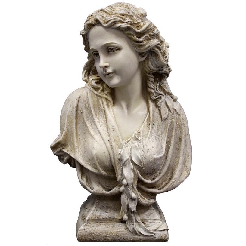 dama figura ogrodowa