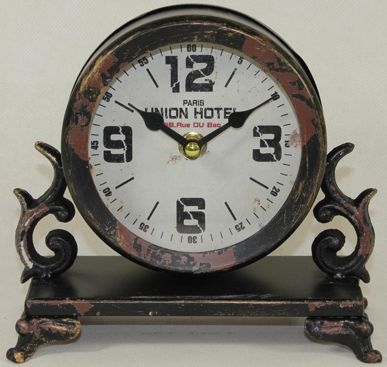 zegar kominkowy hotel union widok