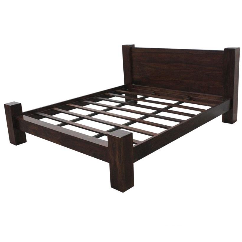 Łóżko Indie 101cm x 192cm x 231cm