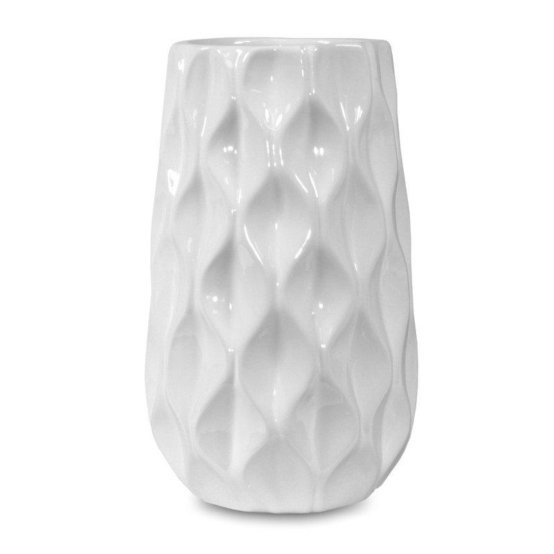 Wazon ceramika wys.24cm x 14cm x 14cm