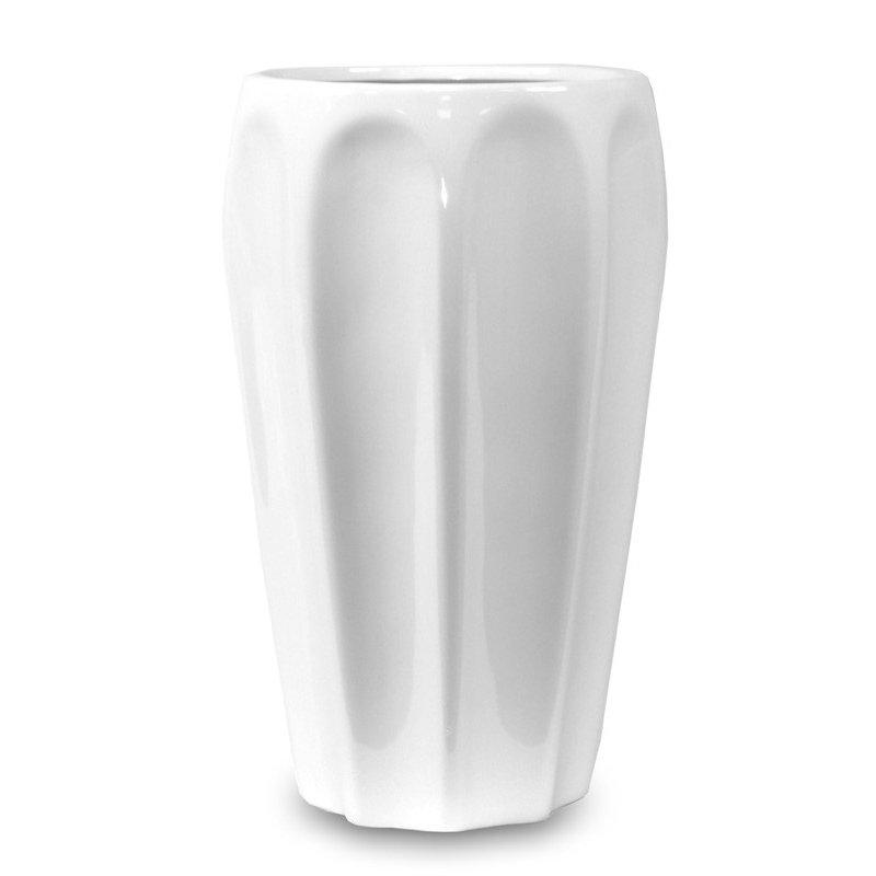 Wazon ceramika wys.22cm x 13cm x 13cm