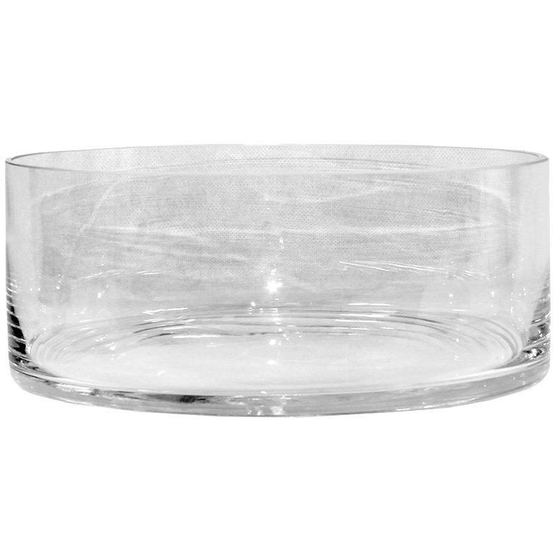 salaterka szklana 10cm x 25cm x 25cm