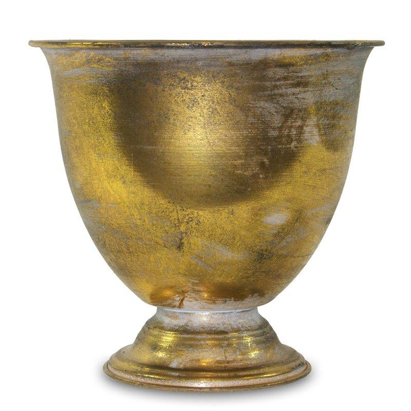 Osłonka metalowa pucharek 19cm x 20cm x 10cm