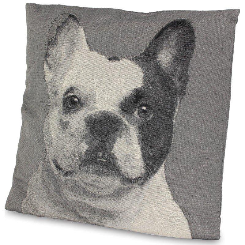 Poduszka z psem 45cm x 46cm